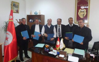 Regional Cooperation Agreement Signed By Five Municipalities