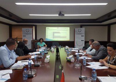 Review Meeting, عمان, أغسطس 2018