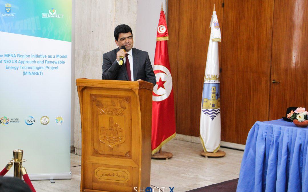 الاجتماع الافتتاحي، 27 مارس 2017، المنستير – تونس