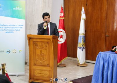 Kickoff Meeting, 27 March. 2017, Monastir – Tunisia