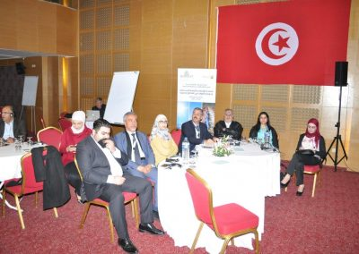 Urban NEXUS in the MENA Region in Monastir, Tunisia from 14-15/2/2018