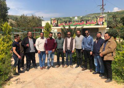Agriculture Nursery Management in Jerash, Jordan, 15-16/3/2020