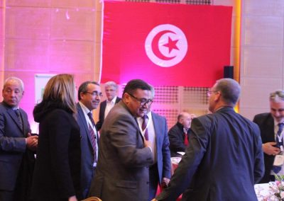 MINARET First Regional Platform on Water, Energy and Food NEXUS, in Monastir, Tunisia on 13 February 2018