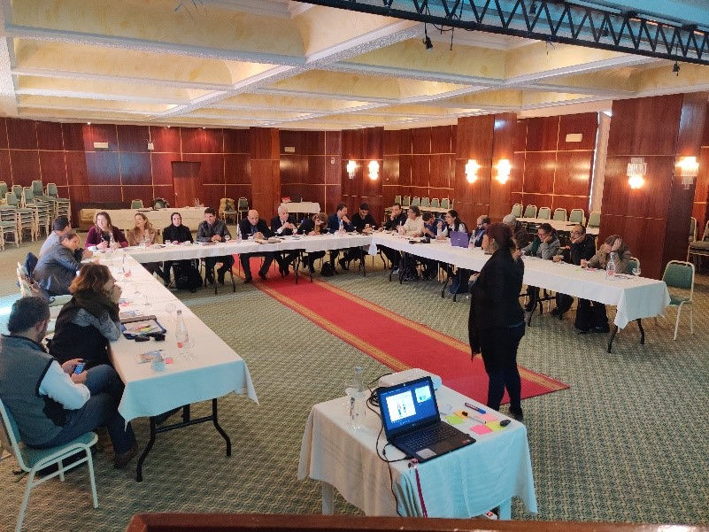 Gender Training in Monastir
