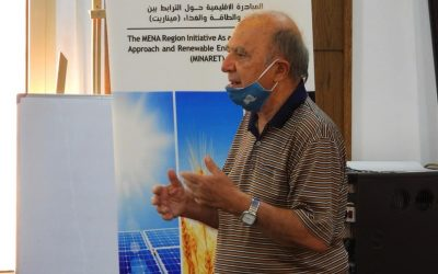 Launching of Revolving Fund in Jdaideh on 30 October 2020