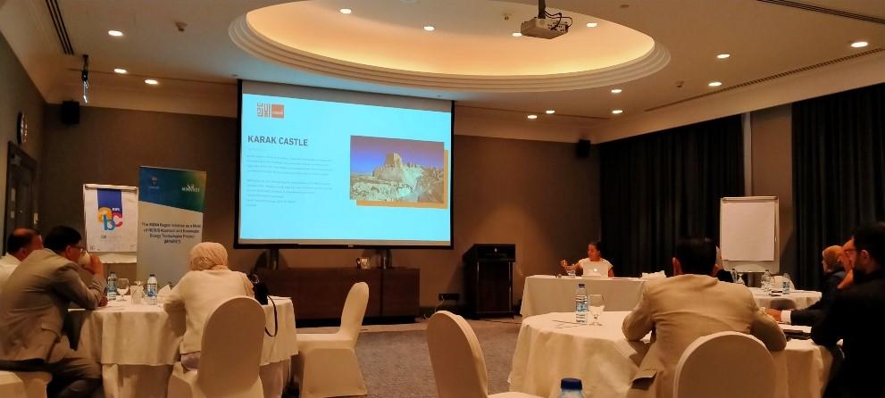 Eco-Tourism training for Mumia